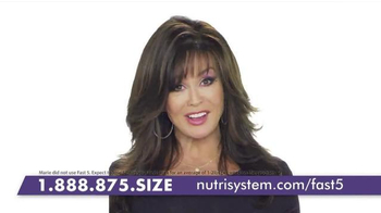 Nutrisystem Fast 5+ TV Spot, 'Do Something' Featuring Melissa Joan Hart - Thumbnail 4
