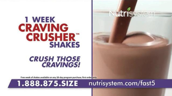 Nutrisystem Fast 5+ TV Spot, 'Do Something' Featuring Melissa Joan Hart - Thumbnail 7