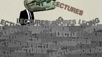 Zonnic Nicotine Gum TV Spot, 'Lectures' - Thumbnail 1