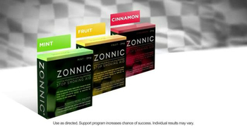 Zonnic Nicotine Gum TV Spot, 'Lectures' - Thumbnail 6