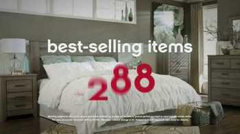 Ashley Lowest Prices of the Season Mattress Event TV Spot, 'Final Week' - Thumbnail 3