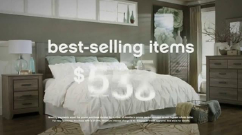 Ashley Lowest Prices of the Season Mattress Event TV Spot, 'Final Week' - Thumbnail 7