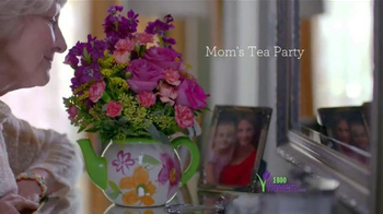 1-800-FLOWERS.COM TV Spot, 'Be the Reason Mom Feels Loved'