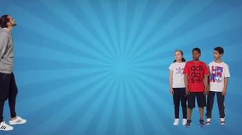 Foot Locker TV Spot, 'Joakim Noah Says the Joakimiest Things to Kids: Red' - Thumbnail 1