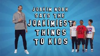 Foot Locker TV Spot, 'Joakim Noah Says the Joakimiest Things to Kids: Red' - Thumbnail 9