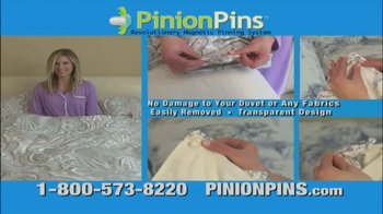 Pinion Pins TV Spot, 'Attach Them All Together' - Thumbnail 4