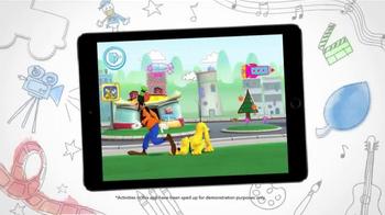 Disney Imagicademy Mickey's Magical Arts World App TV Spot, 'Creativity' - Thumbnail 3