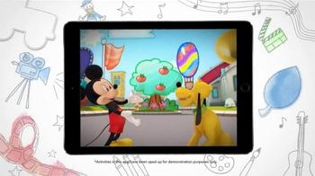 Disney Imagicademy Mickey's Magical Arts World App TV Spot, 'Creativity' - Thumbnail 4