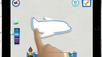 Disney Imagicademy Mickey's Magical Arts World App TV Spot, 'Creativity' - Thumbnail 5