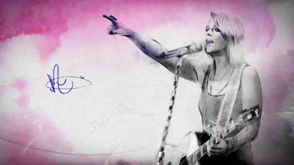 Ram Trucks TV Commercial, 'ACM Awards: Salute to Miranda Lambert'