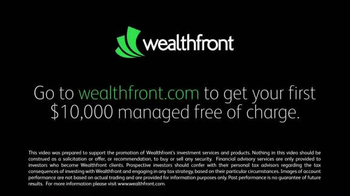 Wealthfront TV Spot, 'What Is Wealthfront?' - Thumbnail 8