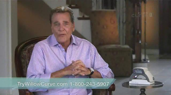 Willow Curve TV Spot, 'Amazing Results' Featuring Chuck Woolery - 103 commercial airings