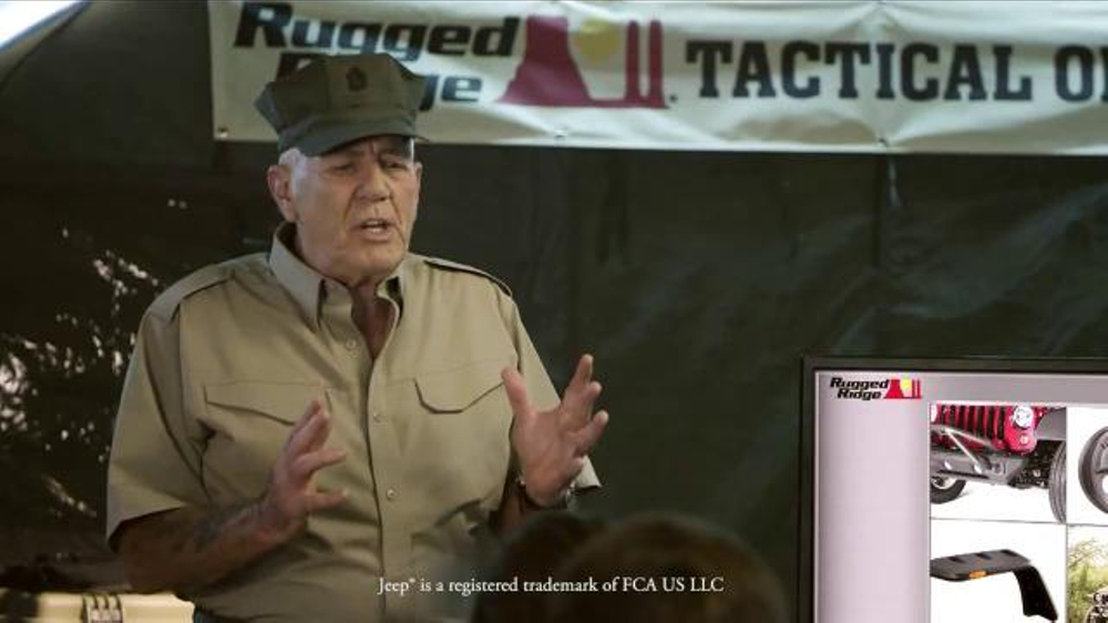 Rugged Ridge TV Commercial, 'Gunny Approved'