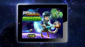Miles From Tomorrowland: Missions App TV Spot - Thumbnail 2