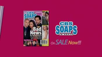 CBS Soaps in Depth TV Spot, 'Explodes' - Thumbnail 9