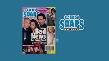 CBS Soaps in Depth TV Spot, 'Explodes' - Thumbnail 4