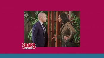 CBS Soaps in Depth TV Spot, 'Explodes' - Thumbnail 5