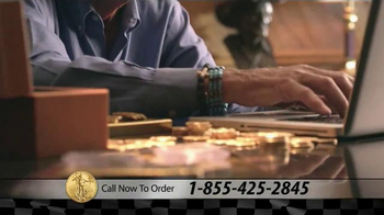 U.S. Money Reserve TV Spot, 'Gold American Eagle' Featuring Richard Petty - Thumbnail 3