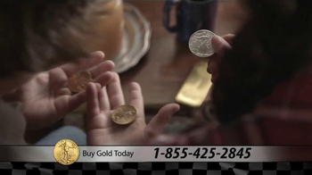 U.S. Money Reserve TV Spot, 'Gold American Eagle' Featuring Richard Petty - Thumbnail 7