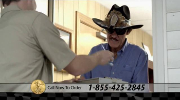U.S. Money Reserve TV Spot, 'Gold American Eagle' Featuring Richard Petty - Thumbnail 8