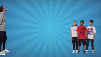 Foot Locker TV Spot, 'Joakim Noah Says the Joakimiest Things to Kids: Name' - Thumbnail 1