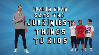 Foot Locker TV Spot, 'Joakim Noah Says the Joakimiest Things to Kids: Name' - Thumbnail 10