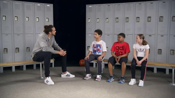 Foot Locker TV Spot, 'Joakim Noah Says the Joakimiest Things to Kids: Name' - Thumbnail 8