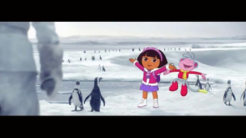 GEICO TV Spot, 'South Pole, Dora the Explorer: It's What You Do' - 11053 commercial airings