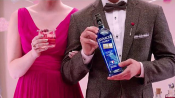 Pinnacle Vodka TV Spot, 'Flirty Fizz'