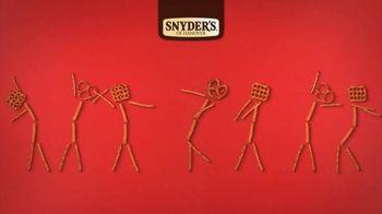Snyder's of Hanover TV Spot, 'Pretzelbilities'