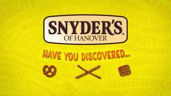 Snyder's of Hanover TV Spot, 'Pretzelbilities' - Thumbnail 1