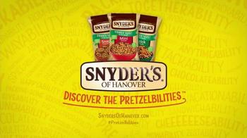 Snyder's of Hanover TV Spot, 'Pretzelbilities' - Thumbnail 8