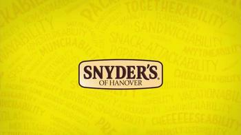 Snyder's of Hanover TV Spot, 'Pretzelbilities' - Thumbnail 7