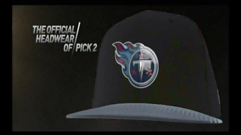 New Era TV Spot, \'2015 NFL Draft on Stage 59FIFTY\'