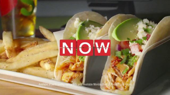 Chili's Lunch Combos TV Spot, 'Tap, Swipe and Go' Song by Terraplane Sun - Thumbnail 7