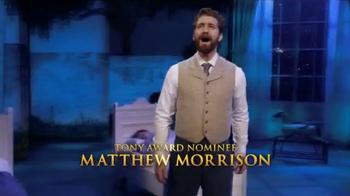 Ticketmaster Broadway TV Spot, 'Finding Neverland'