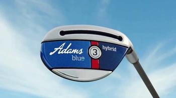 Adams Golf Blue TV Spot, 'Air' - Thumbnail 10