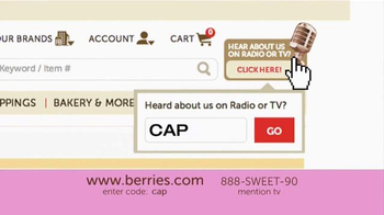 Shari's Berries TV Spot, 'Mother's Day ' - Thumbnail 8