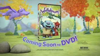 Wallykazam! DVD TV Spot