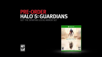 GameStop Halo 5: Guardians Spartan Locke Armor Set TV Spot - Thumbnail 8