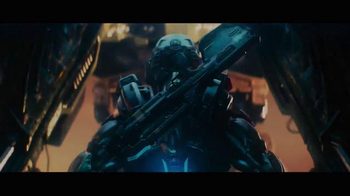 GameStop Halo 5: Guardians Spartan Locke Armor Set TV Spot