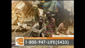 LIFE Outreach International TV Spot, 'Help the Children'