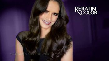 Schwarzkopf Keratin Color TV Spot, 'Stronger and Younger Look'