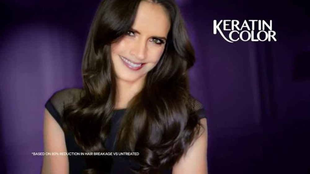 Schwarzkopf Keratin Color Tv Commercial Stronger And Younger Look