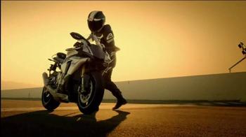 Yamaha R1M TV Spot, 'Innovation' - Thumbnail 1