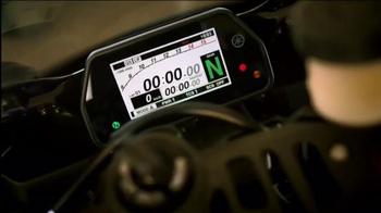 Yamaha R1M TV Spot, 'Innovation' - Thumbnail 2