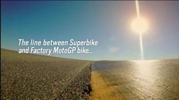 Yamaha R1M TV Spot, 'Innovation' - Thumbnail 3
