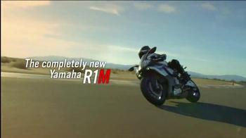 Yamaha R1M TV Spot, 'Innovation' - Thumbnail 6