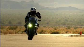 Yamaha R1M TV Spot, 'Innovation' - Thumbnail 8