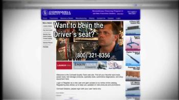 Cornwell Quality Tools TV Spot, 'Tool Dealer' - Thumbnail 3